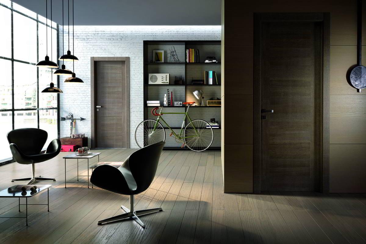 modoni porte interne stile moderno