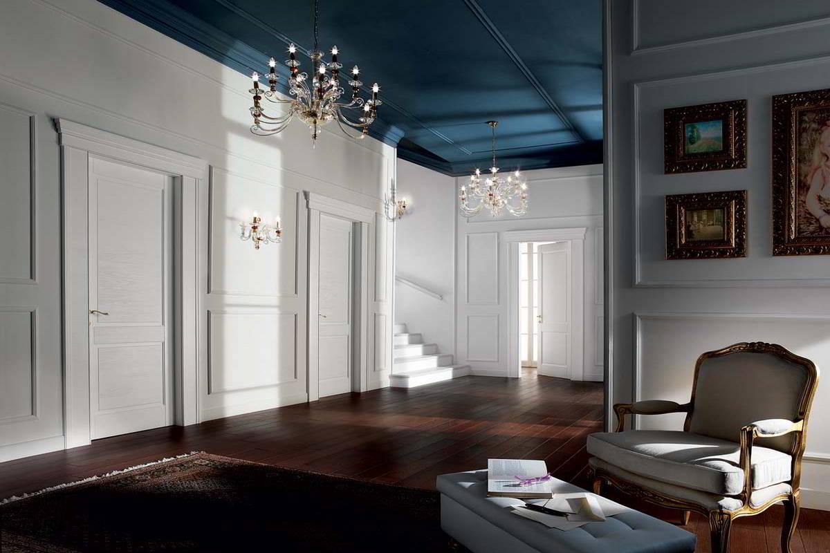 modoni porte stile neoclassico