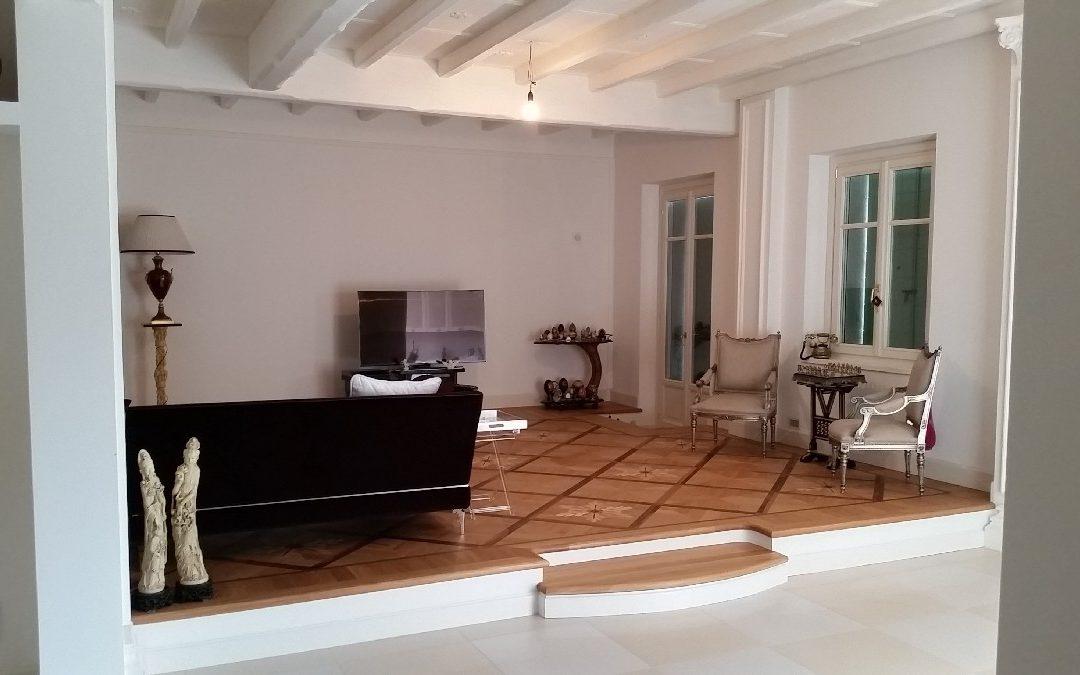 Parquet Progetto Casa Margò