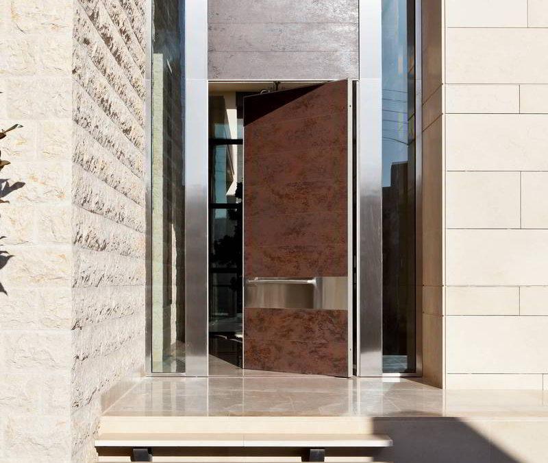 Porta Blindata Synua