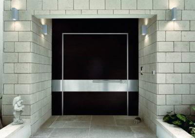 Porta Blindata Synua Wall System